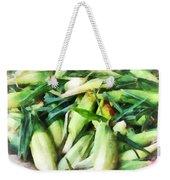 Corn For Sale Weekender Tote Bag