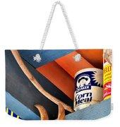 Corn Meal And Ritz 31906 Weekender Tote Bag