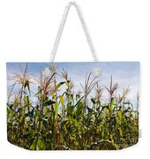 Corn Production Weekender Tote Bag