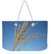 Corn Tassel Weekender Tote Bag