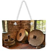 Corn Wheels Weekender Tote Bag