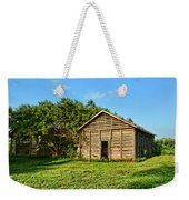 Corncrib In Afternoon Light Weekender Tote Bag