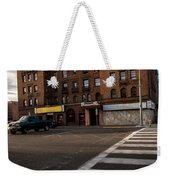 Corner Bar Weekender Tote Bag