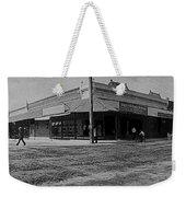 Corner Of Stone And W. Congress Street 180 Degrees Panorama Tucson Arizona C.1905 Weekender Tote Bag