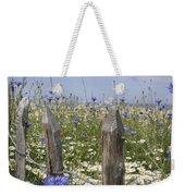 Cornflower Meadow Weekender Tote Bag