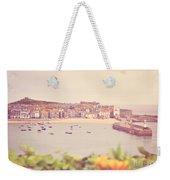 Cornish Harbour Weekender Tote Bag