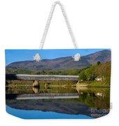 Cornish Windsor Covered Bridge Weekender Tote Bag