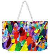 Cornucopia Of Colour I Weekender Tote Bag