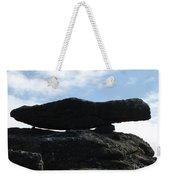 Cornwall Balancing Boulder Weekender Tote Bag