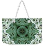 Cornwall Flowers Two Weekender Tote Bag
