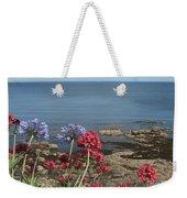 Cornwall Newlyn Coast One Weekender Tote Bag