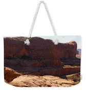 Corona Arch Trail Panorama Weekender Tote Bag