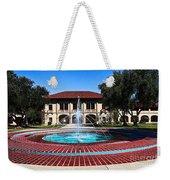 Corona Ca Civic Center Weekender Tote Bag