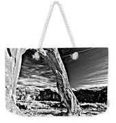 Corona In Black And White Weekender Tote Bag