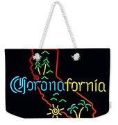 Coronafornia Weekender Tote Bag