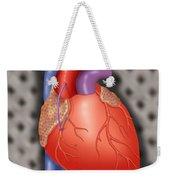 Coronary Vein Graft Weekender Tote Bag