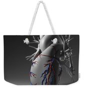 Coronary Vessels Weekender Tote Bag