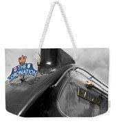 Coronation Mallard Weekender Tote Bag