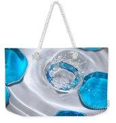 Coronet Splash Weekender Tote Bag