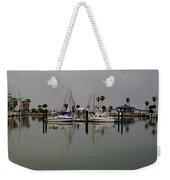 Corpus Christi Bay Weekender Tote Bag