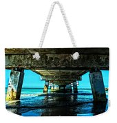 Corrosion Washed Weekender Tote Bag