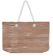 Corrugated Cardboard Weekender Tote Bag