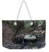 Corte Madera Creek On Mt. Tam In 2008 Weekender Tote Bag