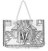 Cortes Letter, 1522 Weekender Tote Bag
