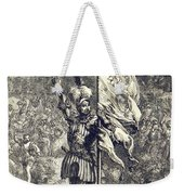 Cortez Claiming Mexico For Spain, 1519 Weekender Tote Bag