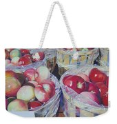 Cortland Apples Weekender Tote Bag