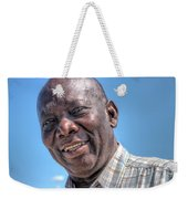 Cortright Aged Weekender Tote Bag