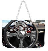 Corvette C1 - In The Driver's Seat Weekender Tote Bag