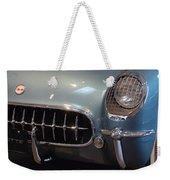 Corvette Roadster 1955 Weekender Tote Bag