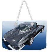 Corvette Stingray 1966 Weekender Tote Bag