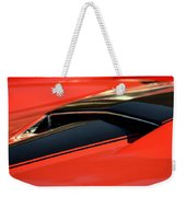 Corvette Torch Weekender Tote Bag