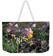 Corydalis In Garden Weekender Tote Bag