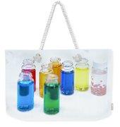 Cosmetics Manufacturer Weekender Tote Bag