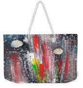 Cosmic Blue 67 Weekender Tote Bag