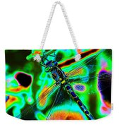 Cosmic Dragonfly Art 1 Weekender Tote Bag