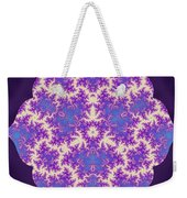 Cosmic Dragonfly Weekender Tote Bag