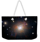 Cosmic Fireworks Weekender Tote Bag by Jennifer Rondinelli Reilly - Fine Art Photography