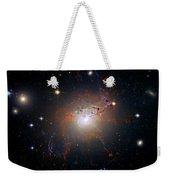 Cosmic Fireworks Weekender Tote Bag