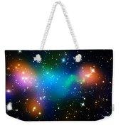 Cosmic Glow Weekender Tote Bag