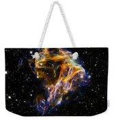 Cosmic Heart Weekender Tote Bag
