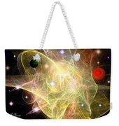 Cosmic Jubilation Weekender Tote Bag