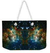 Cosmic Phoenix  Weekender Tote Bag
