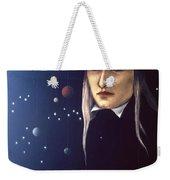Cosmic Pilgrim Weekender Tote Bag