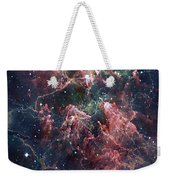 Cosmic Soup Weekender Tote Bag