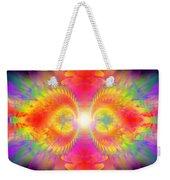 Cosmic Spiral Ascension 02 Weekender Tote Bag
