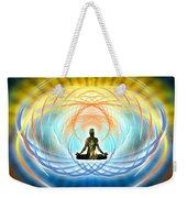 Cosmic Spiral Ascension 04 Weekender Tote Bag